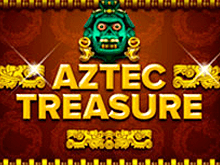 Автомат на деньги Aztec Treasure