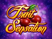 Игровые аппараты Fruit Sensation