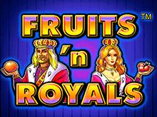 Автомат на деньги Fruits And Royals