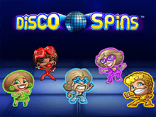 Игровые аппараты Disco Spins