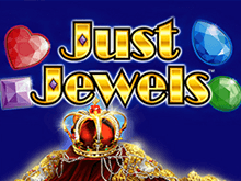 В клубе Вулкан Just Jewels