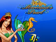 Mermaid's Pearl - автоматы на деньги