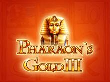 Игровые аппараты Pharaohs Gold III