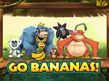 игрового автомата Вперед Бананы