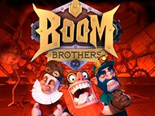 Популярный онлайн-аппарат Boom Brothers от Netent