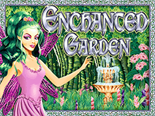 Играть онлайн на игровых автоматах Enchanted Garden