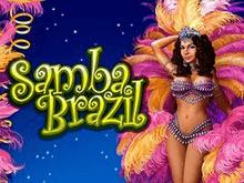 Играйте онлайн в виртуальный автомат Samba Brazil