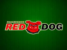 Приглашаем играть онлайн в аппарат Red Dog Progressive